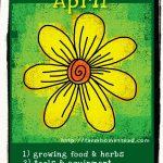 Garden Calendar for April