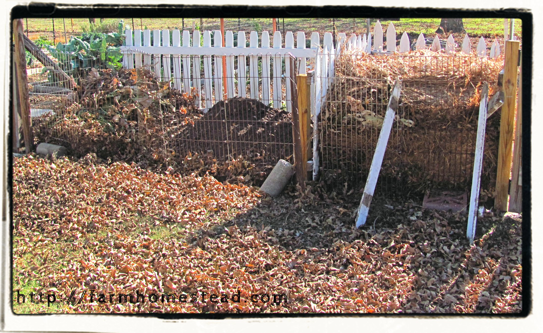 facts about composting farm homestead