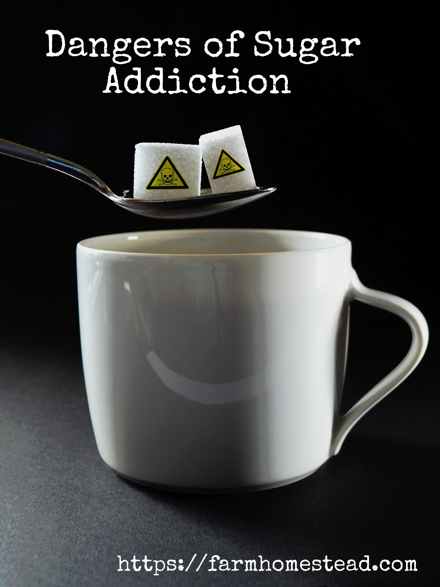 dangers of sugar addiction