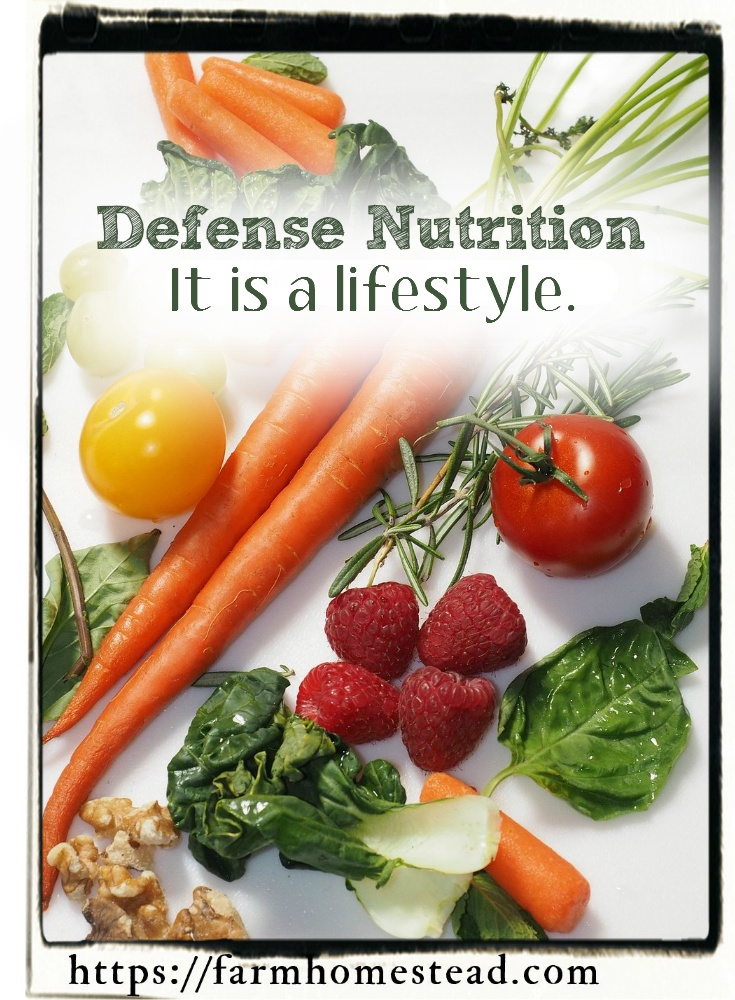 Defense Nutrition Foods