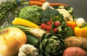 garden veggie mix