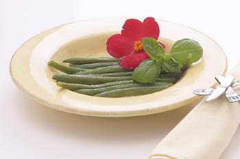 serving green beans