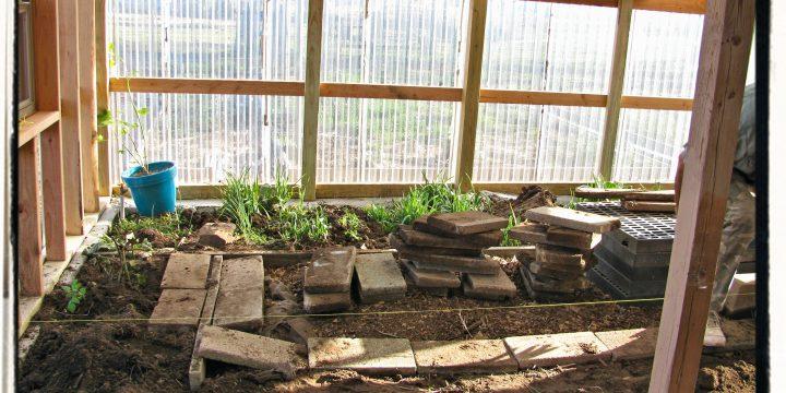 Greenhouse Gardening Montana Style