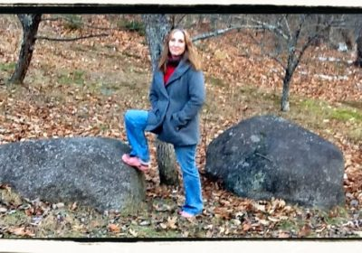 Rooted in Nature-Stories from Nancy Broadley