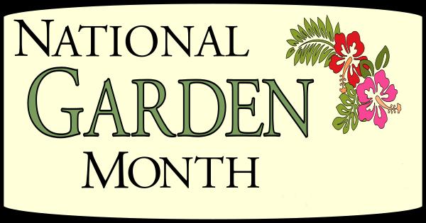 National Garden Month