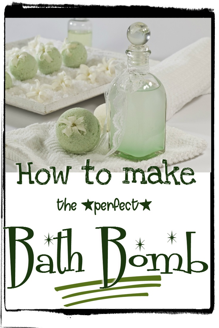 recipe for the perfect bath bomb