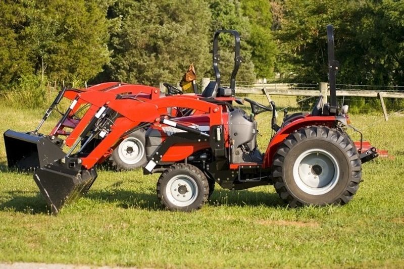 buying a small tractor