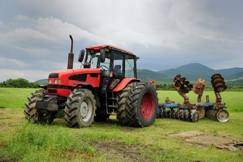 small farm tractors