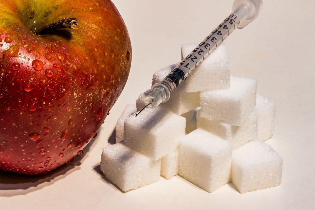 sugar causes diabetes