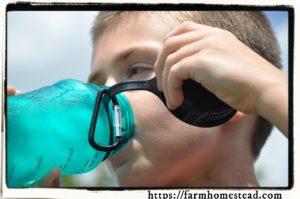 water for disaster preparedness